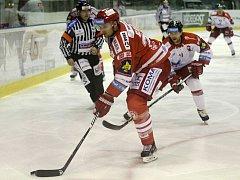HC Olomouc proti Ocelářům z Třince