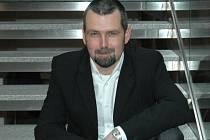 Spoluautor připravovaného územního plánu Olomouce Jakub Kynčl.