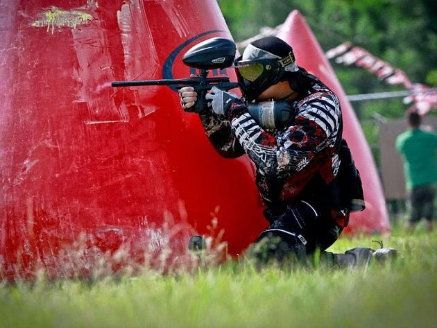 5. Paintball City Holešov