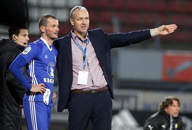 Pavel Moulis a Václav Jílek.