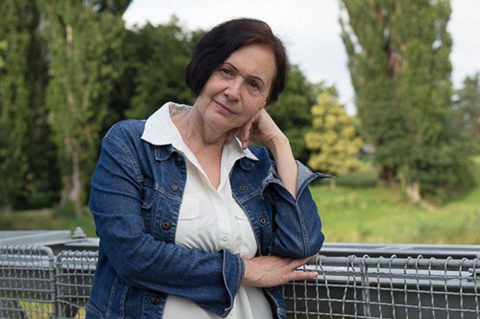 Hana Vacková, lídryně Zelených v Olomouckém kraji