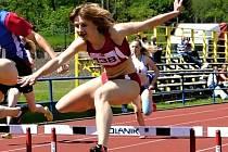 Gieselová zvítězila ve skoku dalekém a boduje v přek. běhu na 400 m