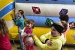 Dětské odpoledne pro Tomička v Grygově, 15. 2. 2020
