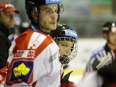 Jakub Galvas v dresu HC Olomouc.