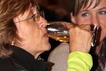 Týnecký košt vína