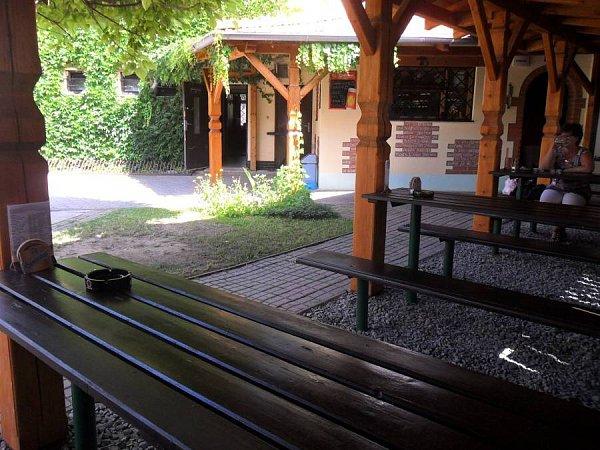 Restaurace a penzion Na splávku, Prostějov