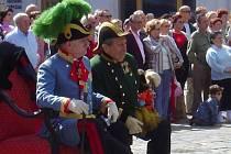 Oslavy maršála Radeckého v Olomouci