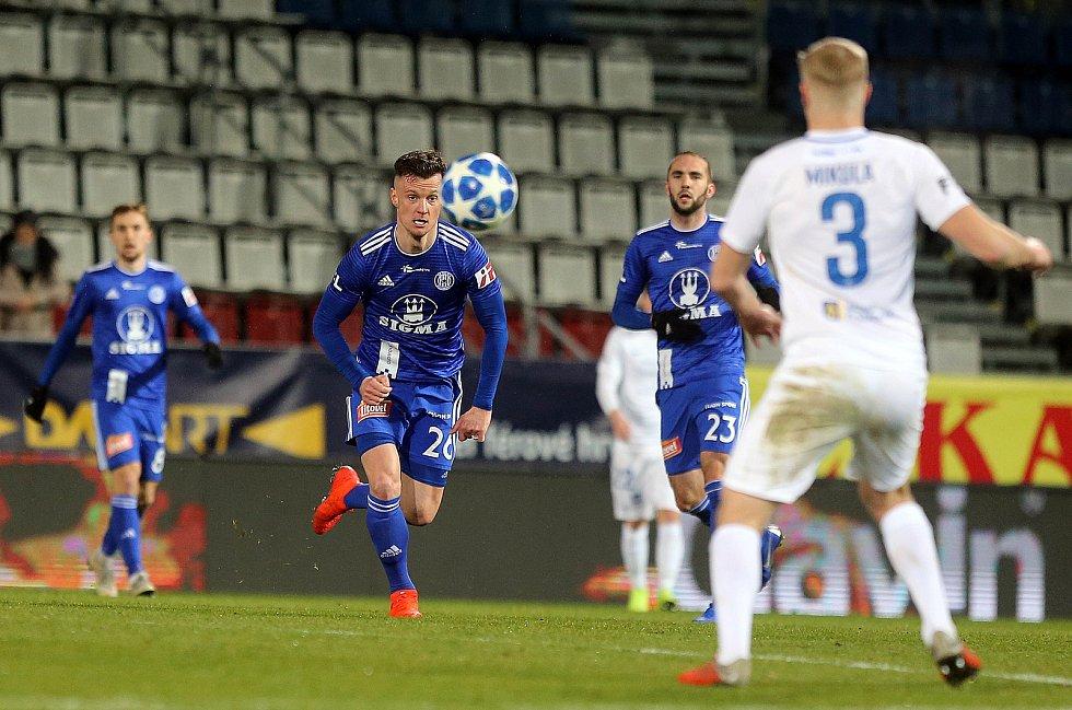 SK Sigma - FC Slovan Liberec