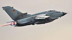 Stíhačka Tornado německé armády