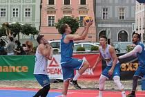 V Novém Jičíně se uskuteční turnaj ve  streetbalu