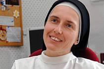 Gabriela Ivana Vlková, děkanka Cyrilometodějské teologické fakulty UP