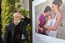 Výstava fotografa Jindřicha Štreita v rámci multikulturního festivalu Pel Me v areálu Tereziánské zbrojnicel