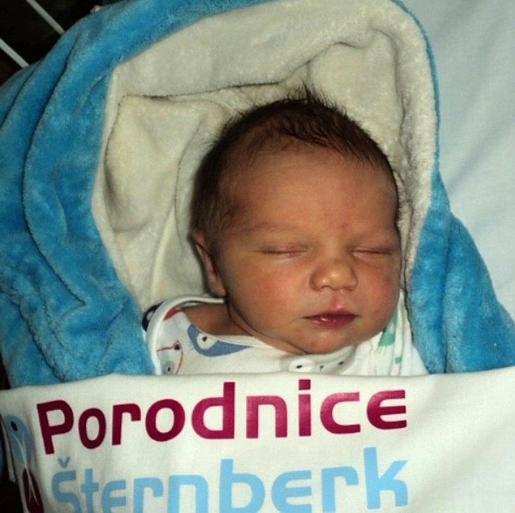 Jan Blahoňovský, Mladeč, narozen 21. června 2020, míra 51 cm, váha 3690 g