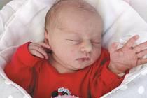 Tereza Spáčilová, Luká narozena 16. listopadu míra 49 cm, váha 3140 g