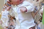Magdalena Spáčilová, Olomouc, narozena 4. května v Olomouci, míra 50 cm, váha 3530 g.