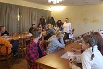 Víkendové setkání s mládeží z dětských domovů.