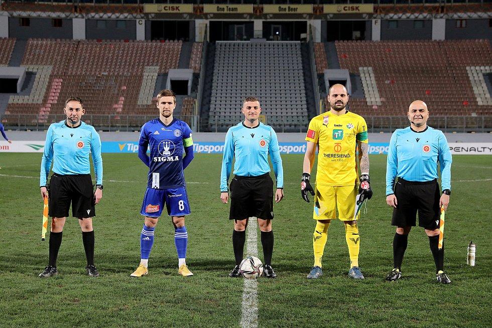 Ve finále Tipsport Malta Cupu Sigma prohrála po remíze 1:1 s Tirolem na penalty.David Houska