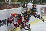 HC Dukla Jihlava proti HC Olomouc.