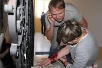 Kurz první pomoci v redakci Olomouckého deníku