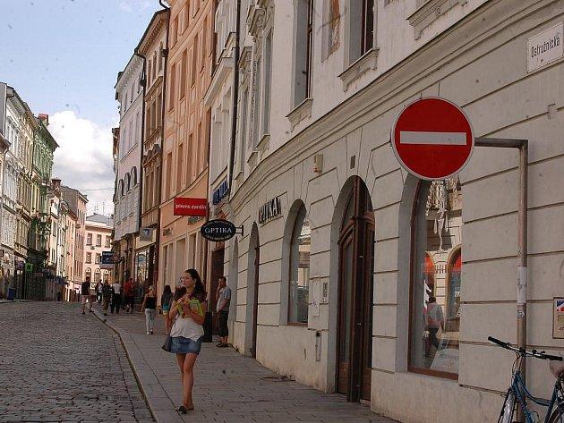 Ostružnická ulice