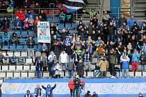Fanoušci na Andrově stadionu. Ilustrační foto