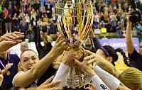 Olomoucké volejbalistky střídají na trůnu Prostějov. Slaví titul po 23 letech
