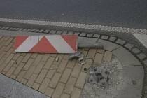 Dvě ulomené dopravní značky řešila během několika málo listopadových dní v hanácké metropoli Městská policie Olomouc.