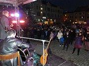 Česko zpívá koledy 2015 v Litovli