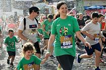 Rodinný běh v Olomouci, 14. 8. 2021