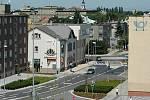 Nový rondel na Jeremenkově ulici