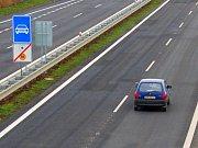 Rychlostní silnice bez poplatku. Ilustrační foto