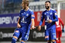 Sigma porazila Zlín a slaví postup do čtvrtfinále MOL Cupu