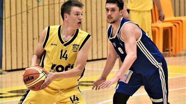 Sršni Písek vs. Basketbal Olomouc