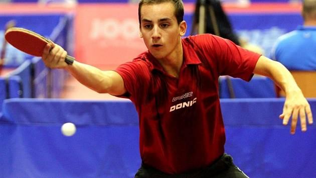 Czech Open 2013 ve stolním tenisu v Olomouci - kvalifikační zápasy