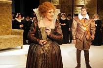 Italská Opera Maria Stuarda v Moravském divadle.