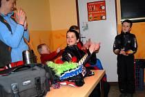 Ve Ski Areálu Hlubočky byly v pondělí vyhlášeny výsledky posledního z pěti závodů seriálu City rodina 2011 a celkové pořadí.