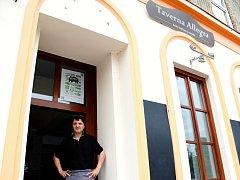 Italská taverna v centru Olomouce - kuchař Piero