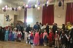 Dětský maškarní ples v Mezicích (8. února 2020)