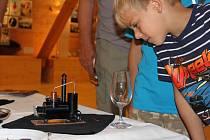 Unikátem pálenice z Nedakonic jsou nejen její miniaturní rozměry, ale i to, že je plně funkční