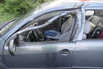 Nehoda na  D35 z 10. srpna 2017
