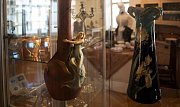 Výstava Šťastný život v secesi ve Vlastivědném muzeu v Olomouci