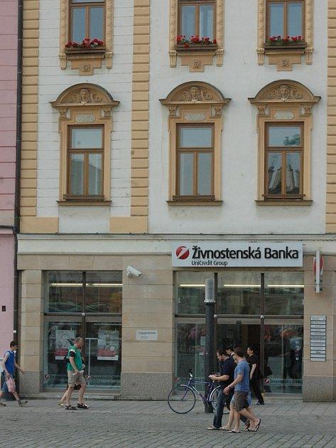 Živnostenská banka.