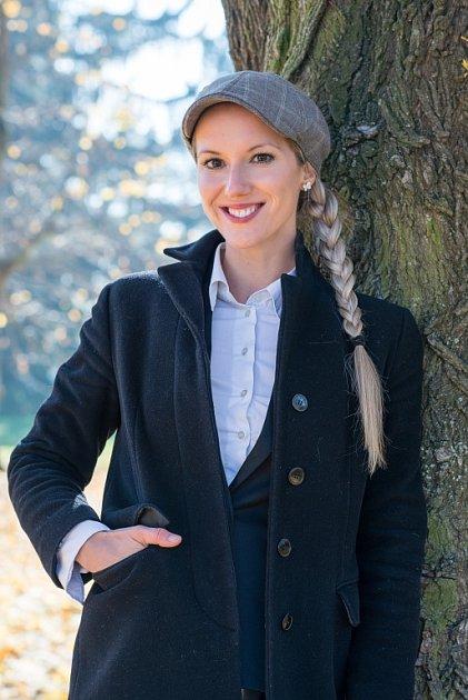 Psycholožka Romana Mazalová