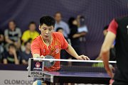 V Olomouci začala hlavní soutěž prestižního mezinárodního podniku Czech Open ve stolním tenise. Fei Xue, Čína