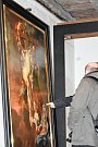 Výstava čtrnácti zrestaurovaných obrazů křížové cesty z východočeské Orlice. Vzácný soubor maleb od Johanna Wenzela Bergla vystavuje Arcidiecézní muzeum v Olomouci