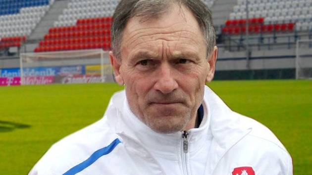 Masér fotbalové reprezentace Jiří Vít on-line