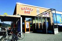Basket bar pizzerie, Zlín