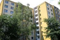 Olomoucká radnice prodává dva paneláky na Černé cestě za šedesát milionů korun