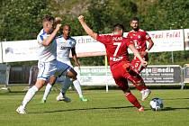 Sigma remizovala v přípravném utkání v rakouském Waidringu s německým Karlsruhe 1:1.Václav Pilař