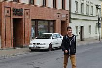 Pobočka České spořitelny v Javorníku.